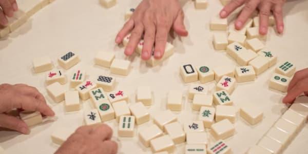 Internetiniai kazino, palaikantys mažongo žaidimus